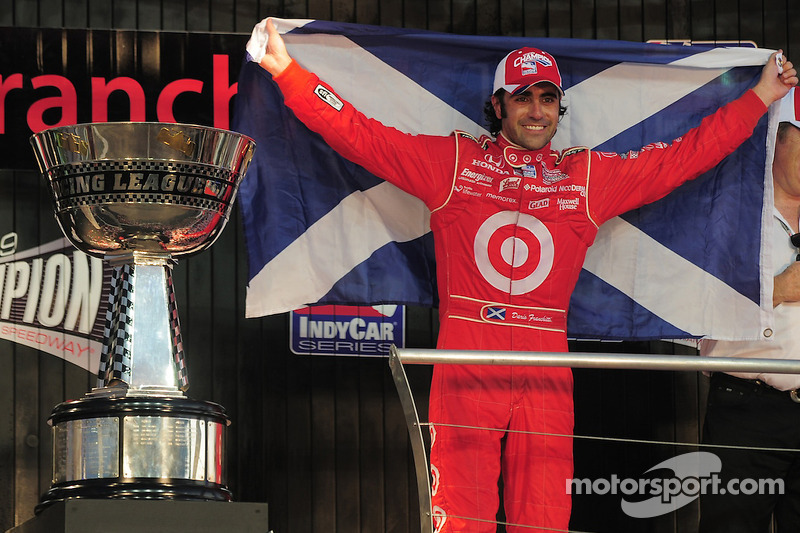 2009, Dario Franchitti, Chip Ganassi Racing