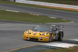 #28 LG Motorsports Chevrolet Riley Corvette C6: Tom Sutherland, Tomy Drissi, Matt Bell