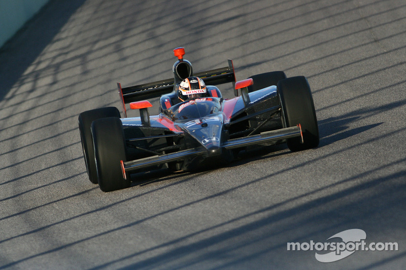 Robert Doornbos, HVM Racing
