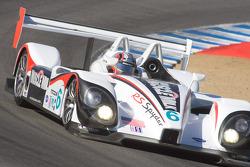 #6 Team Cytosport Porsche RS Spyder Porsche: Greg Pickett, Klaus Graf