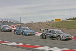 Bruno Spengler, Team HWA AG, AMG Mercedes C-Klasse, Jamie Green, Persson Motorsport, AMG Mercedes C-