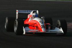 #28 Henry Beuttner, HB Racing, Reynard Cosworth 3.0 V8