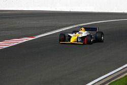 #9 Cor Euser, Team Ryschka, IRL G-Force Chevy 3.5 V8