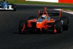 #11 Henk De Boer Champ Car Panoz DP01; #4 Abba Kogan F1 Tyrrell 023