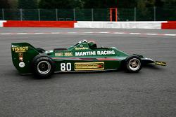 #80 Sidney Hoole Lotus 80, 1979