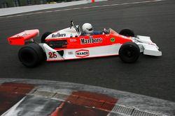 #26 Frank Lyons McLaren M26, 1976
