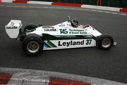 #37 Christophe d'Ansembourg Williams FW07/C, 1981