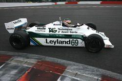 #69 Michael Fitzgerald Williams FW07, 1981