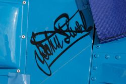 Jackie Stewart's signature