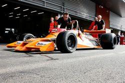 #32 Jeremy Smith's Surtees TS20