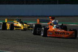 #14 Stefano Rosina March 751; #16 Richard Barber Fittipaldi F5A