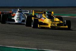 #16 Richard Barber Fittipaldi F5A; #69 Michael Fitzgerald Williams FW07