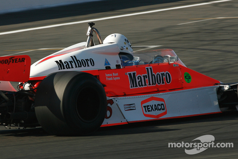 26 Frank Lyons McLaren M26 at Spa Six Hours