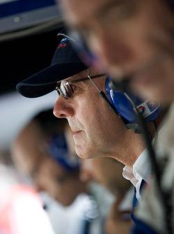 Peugeot Sport director Olivier Quesnel