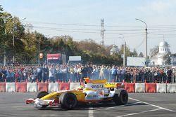 Lucas di Grassi, Test Pilotu, Renault F1 Team