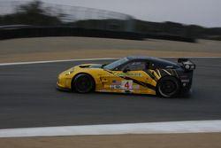 #4 Corvette Racing Chevrolet Corvette C6.R: Olivier Beretta, Oliver Gavin