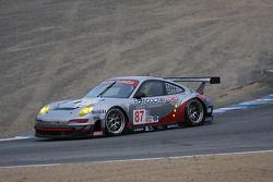 #87 Farnbacher Loles Racing Porsche 911 GT3 RSR: Pierre Ehret, Wolf Henzler