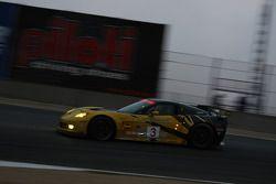 #3 Corvette Racing Chevrolet Corvette C6.R: Johnny O'Connell, Jan Magnussen