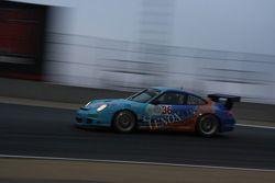 #36 Gruppe Orange Porsche 911 GT3 Cup: Wesley Hoaglund, Bob Faieta