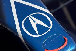 #66 de Ferran Motorsports Acura ARX-02a Acura: avant