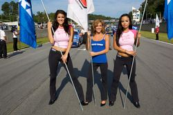 Lovely Speed and Toyo Tires girls