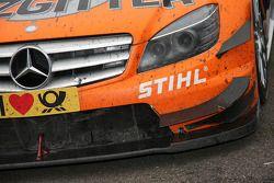 Winning car of Gary Paffett, Team HWA AMG Mercedes AMG Mercedes C-Klasse