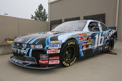 The 2010 NASCAR Nationwide Series Ford Mustang GT