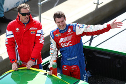 Driver Parade: #8 Team BOC: Jason Richards, Cameron McConville