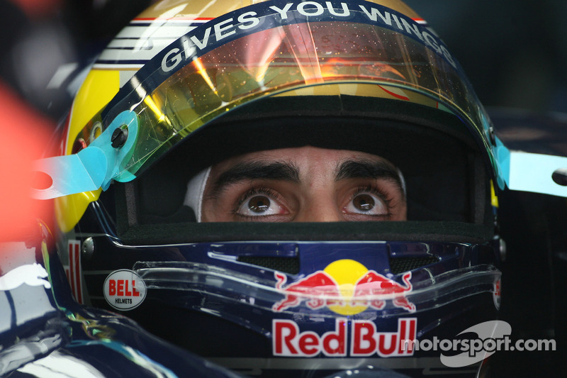 Em 2009, Vettel foi para a Red Bull e Buemi virou titular na Toro Rosso