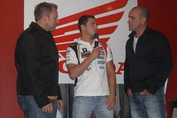 Рэнди де Пюнье, LCR Honda MotoGP с гостями