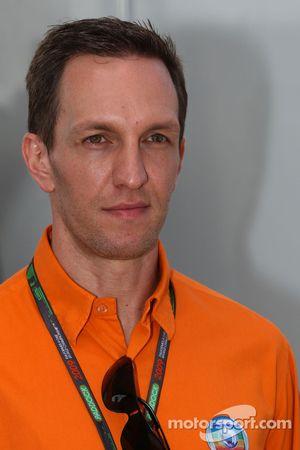 Luciano Burti, former F1 driver
