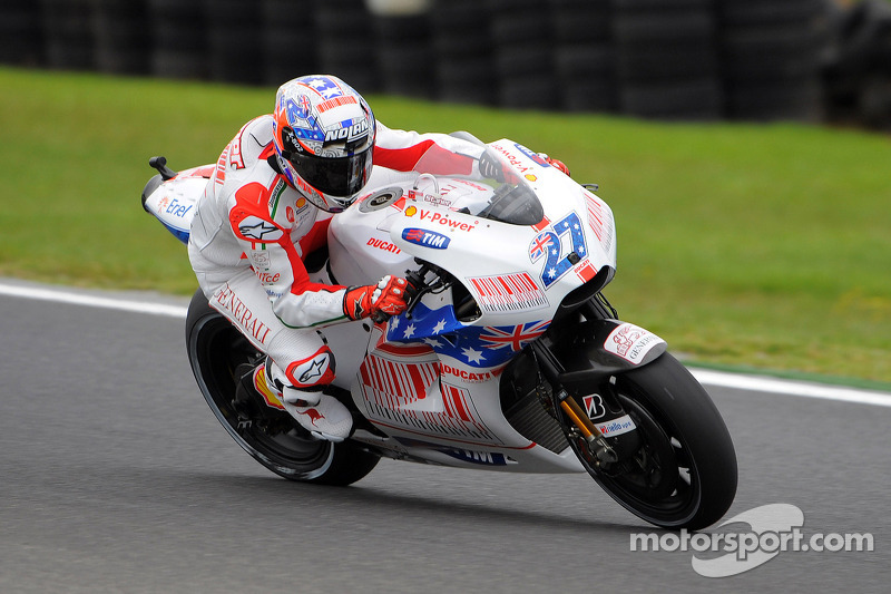 Ducati (Casey Stoner - GP Australia 2009)