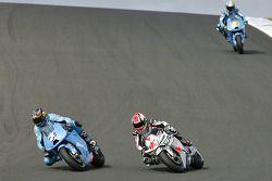 Chris Vermeulen, Rizla Suzuki MotoGP, Gabor Talmacsi, Scot Racing Team MotoGP