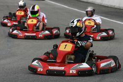 Evento de Go-kart: Dani Pedrosa
