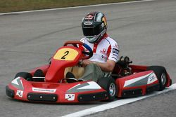 Evento de Go-kart: Mika Kallio