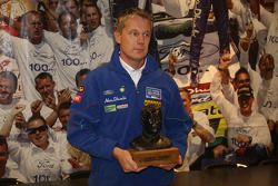 Ford Happy Hour: Jarmo Lehtinen presented with the prestigious Michael Park Trophy