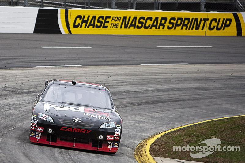 2009, Martinsville 2: Denny Hamlin (Gibbs-Toyota)
