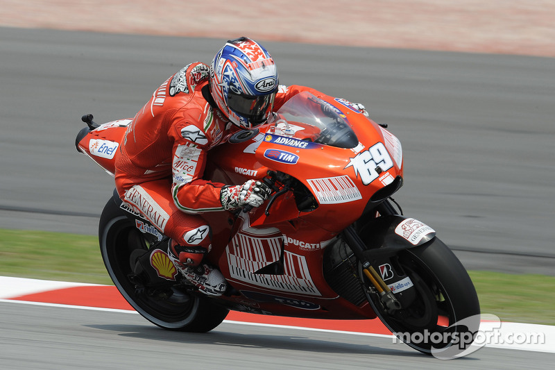 2009 (Desmosedici GP9)