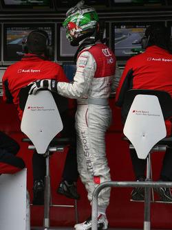 Timo Scheider, Audi Sport Team Abt Sportsline Audi A4 DTM gets informed