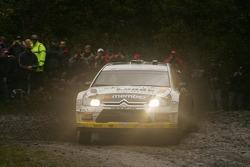 Patrik Sandell et Emil Axelsson, Renault Clio S1600