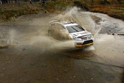 Petter Solberg & Phil Mills, Petter Solberg Rallying MSN Edition Citroen C4 WRC