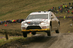 Petter Solberg and Phil Mills, Petter Solberg Rallying MSN Edition Citroen C4 WRC