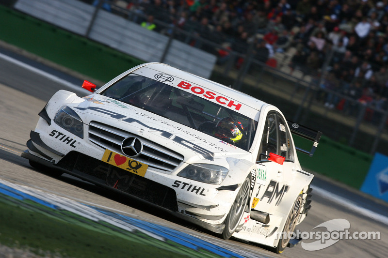 2009 (титул конструктора): AMG-Mercedes C-Klasse