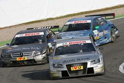 Alexandre Prémat, Audi Sport Team Phoenix Audi A4 DTM, Bruno Spengler, Team HWA AG, AMG Mercedes C-K