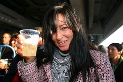 Jasmin Rubatto,la petite amie de Timo Scheider