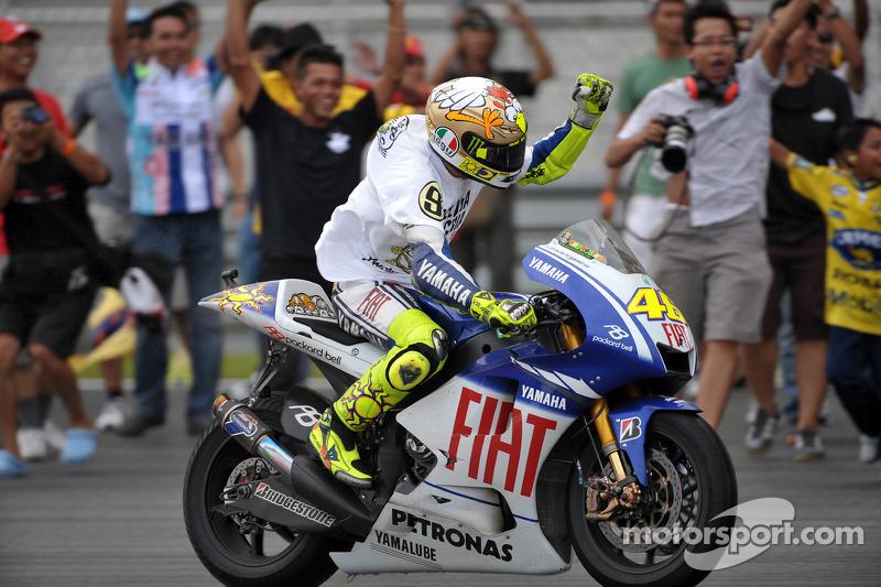 2009 - Valentino Rossi, Yamaha