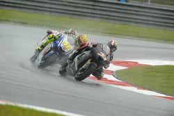 Marco Melandri, Hayate Racing Team, Valentino Rossi, Fiat Yamaha Team