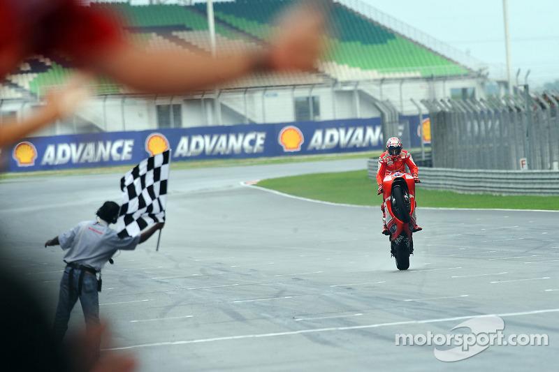 #28 - Casey Stoner - GP de Malasia 2009