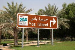 Le nouveau circuit d'Abu Dhabi, Yas Marina