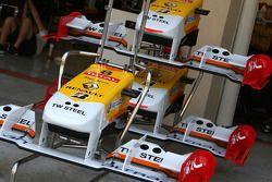 TW Steel relojes patrocinadores Renault F1 Team